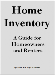 EbookCover-Home Inventory