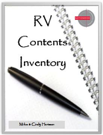 RV Inventory Cover