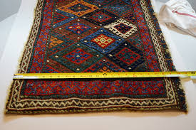measuring a rug